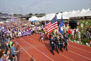 Relay for Life, Opening Ceremonies